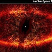 Hubble Space Telescope's Picture of Fomalhaut Debris Ring