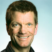 Mike Olson, CEO of Cloudera