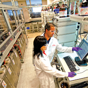 Innovation program gives Lilly chemists first dibs on promising compounds