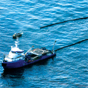 Sensors tracked Gulf cleanup gear