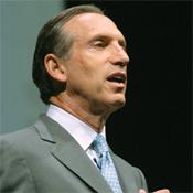 CEO Howard Shultz