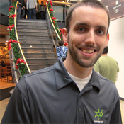 Starbucks Senior Business Systems Analyst Jonathan Fadden
