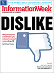 Cover for InformationWeek January 30, 2012 Print Issue