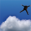 Leap Of Cloud Faith