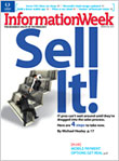 Cover for InformationWeek March 26, 2012 Print Issue