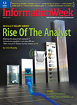 Cover for InformationWeek April 23, 2012 Print Issue