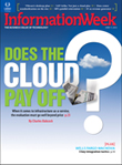 Cover for InformationWeek June 11, 2012 Print Issue