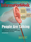 Cover for InformationWeek June 25, 2012 Print Issue