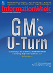 Cover for InformationWeek July 9, 2012 Print Issue