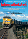 Cover for InformationWeek August 13, 2012 Print Issue