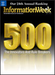 Cover for InformationWeek September 17, 2012 Print Issue