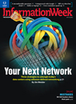 Cover for InformationWeek October 8, 2012 Print Issue