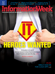 Cover for InformationWeek October 15, 2012 Print Issue