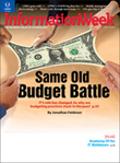 Cover for InformationWeek: October 29, 2012