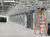 Google Data Center Stormtrooper