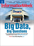 Cover for InformationWeek: November 5, 2012