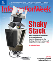 Cover for InformationWeek: November 12, 2012