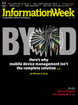 Cover for InformationWeek: December 3, 2012