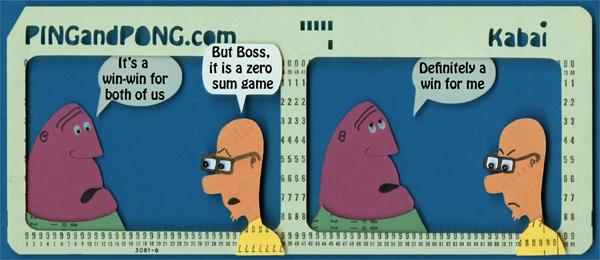 pingandpong comic