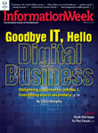 Cover for InformationWeek March 18, 2013 Issue (March 18, 2013)