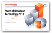 Report Cover - State of Database Technology