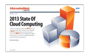 2013 State of Cloud Computing