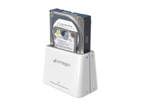 Cirago CDD2000 USB Hard Drive Docking Station