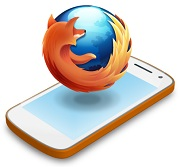 Mozilla Firefox OS logo