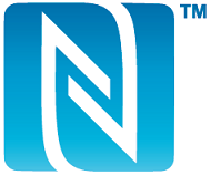 The NFC Forum's N-Mark logo for NFC-enabled devices