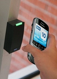 BlackBerry doing NFC