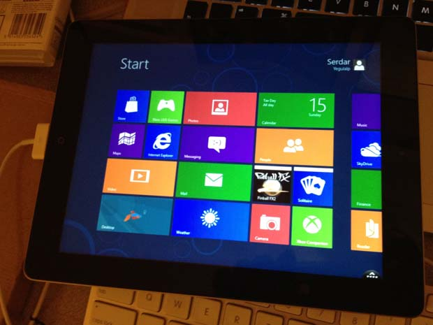 Run Windows 8 On Your iPad Remotely - InformationWeek