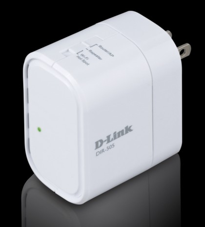 D-Link SharePort: Good Network Sharing, Not-So-Great File