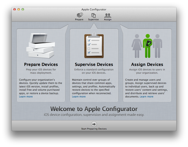 Apple Configurator Sets A Free Baseline For MDM