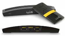 The Biscotti device and remote
