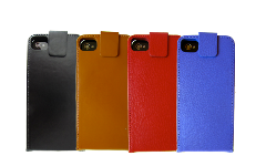 Boost Case Leather Flip Case
