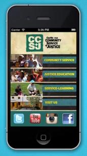 Loyola CCSJ app