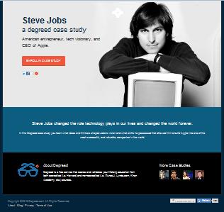 Steve Jobs Case Study