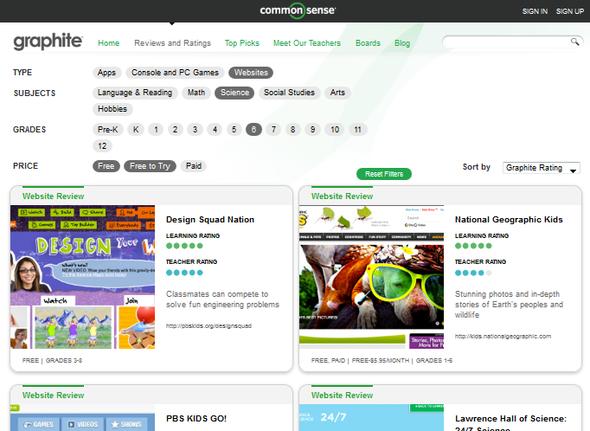 Graphite app directory