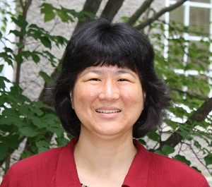Union College CIO Ellen Yu Borkowski