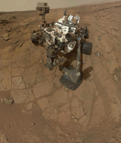 NASA Curiosity Rover's Year On Mars: 5 Breakthroughs