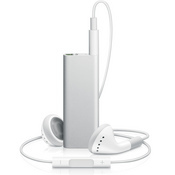 Apple iPod Shuffle With 'VoiceOver'