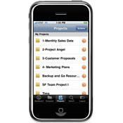 AT&T iPhone App