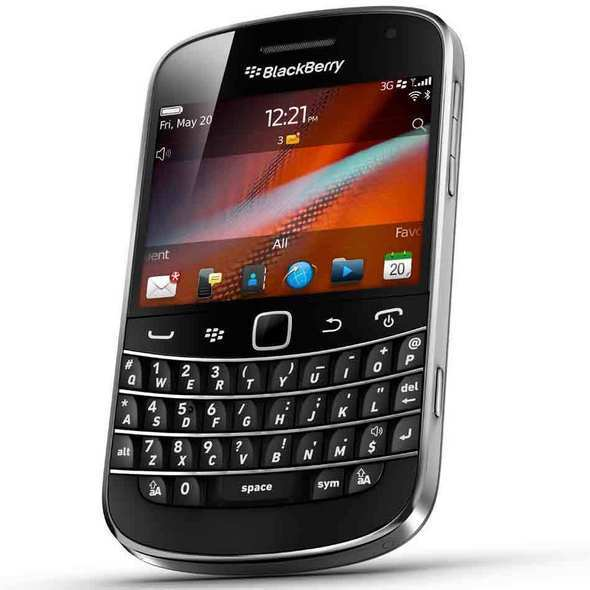 BlackBerry Bold Touch 9900/9930