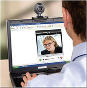Tandberg's Desktop Movi Video Conferencing System