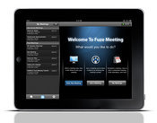 Fuze Takes Meetings To iPad