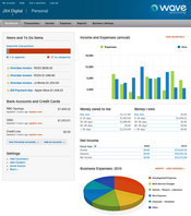 Wave Business Dashboard