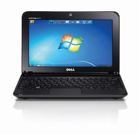 Dell Inspiron Mini 10 (1012) netbook