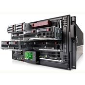 HP c3000 Blade Server