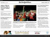 The New York Times iPad App