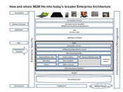MDM Meets Enterprise Architecture 